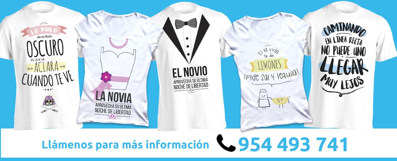 camisetas baratas grabadas